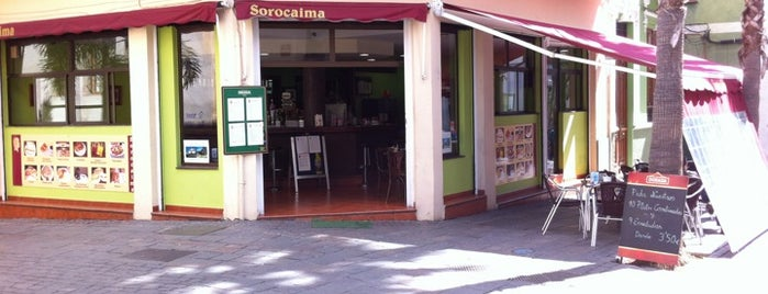 Cafeteria Sorocaima is one of Cerca de espacio COworking.