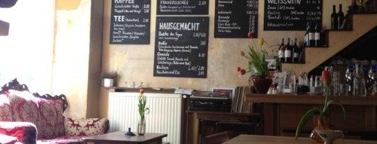 Myxa Café is one of Berlin Cafés.