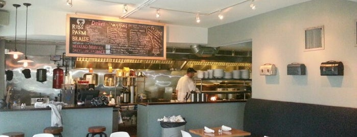 Blue Collar is one of Miami City Guide.