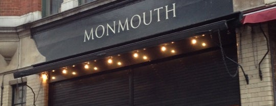 Monmouth Coffee Company is one of London Coffee Roasters.