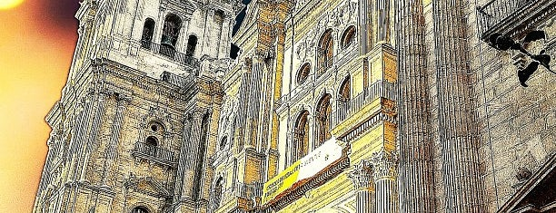 Catedral de Málaga is one of 101 cosas que ver en Málaga antes de morir.