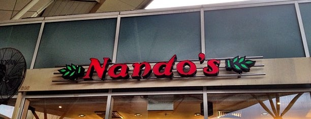 Nando's is one of restaurant.