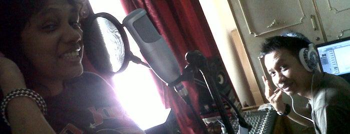 Sync Five Studio is one of Napak Tilas Perjalanan N9.