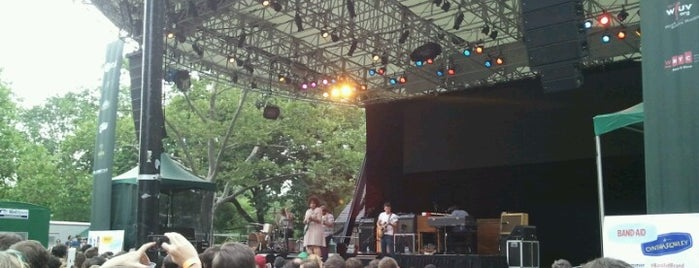 Central Park SummerStage is one of Free Things to Do in New York.