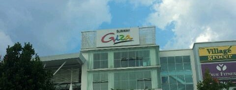 Sunway Giza is one of Shopping Mall..