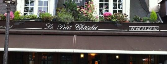 Le Petit Châtelet is one of Paris.