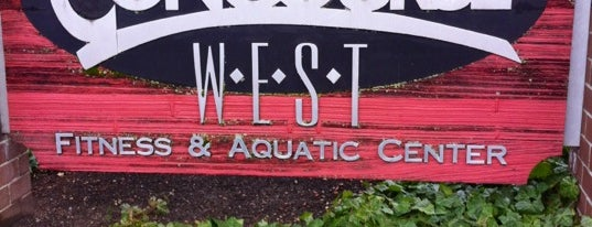 Concourse West Fitness & Aquatics Center is one of My Saved Places.