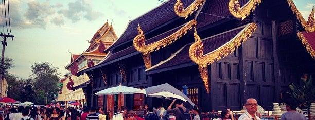 วัดอินทขีลสะดือเมือง (City Pillar Temple) is one of Chaing Mai (เชียงใหม่).