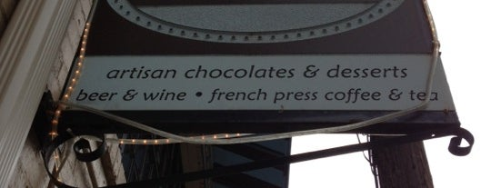 French Broad Chocolate Lounge is one of 10 Years in Asheville.