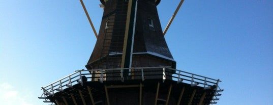 Molen De Leeuw is one of Dutch Mills - North 1/2.