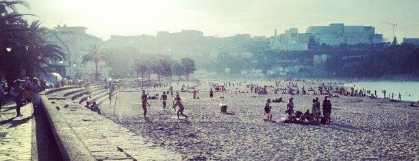 Praia de Santa Cristina is one of recuperar alcaldias ROBADAS por el muñeco.