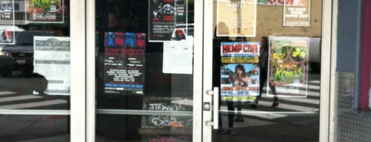 Phoenix Theater is one of Petaluma.