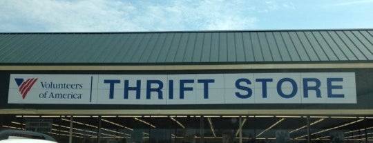 Volunteers of America Thrift Store is one of Top Ten Thrift Stores in Cleveland and NE Ohio.