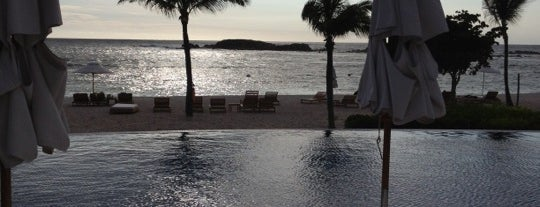 The St. Regis Punta Mita Resort is one of T+ L 500: The Debut Hotels of 2013.