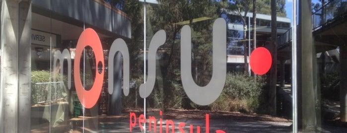 Monash University Peninsula Campus is one of My Monash.