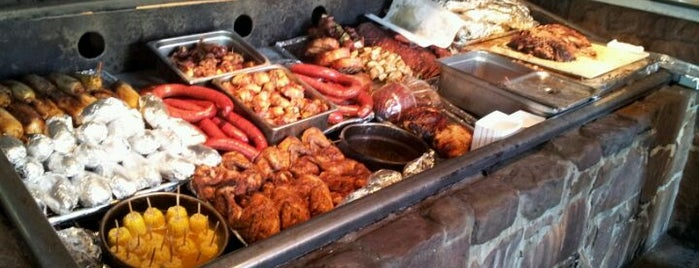 Hard Eight BBQ is one of The BEST of Texas BBQ!.