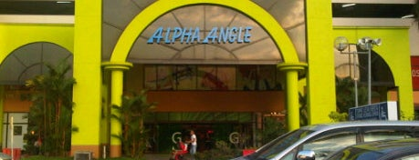 AEON Alpha Angle Shopping Centre is one of Shopping Mall..