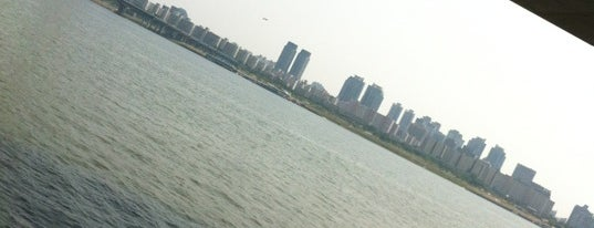 한강 (Han River/漢江) is one of Hani.