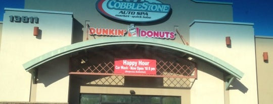 Cobblestone Auto Spa is one of Free Birthday Stuff!.