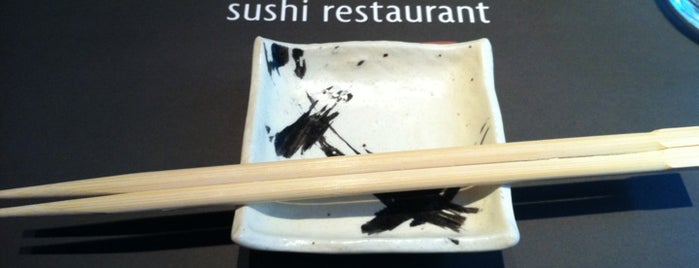 Bento Sushi Restaurant is one of Restaurants.