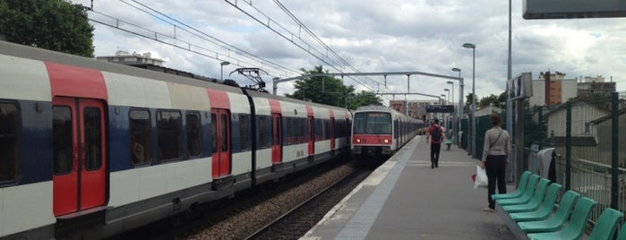RER Arcueil – Cachan [B] is one of World Sites.