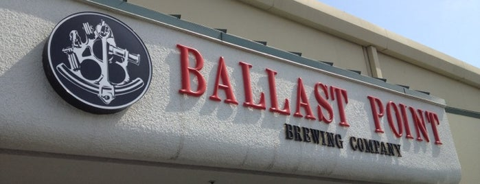 Home Brew Mart / Ballast Point Brewery is one of San Diego Brewery and Beer Pubs.