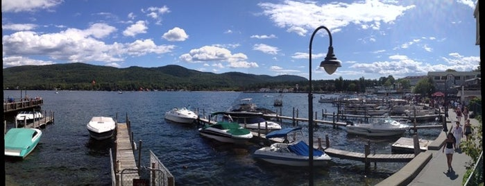 Shepard Park is one of Guide to Lake George's best spots.