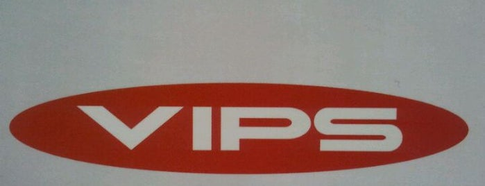 Vips is one of Sitos que me gustan para merendar.