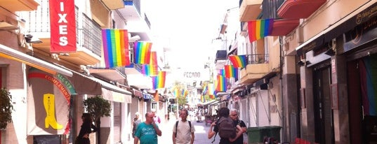 Calle del Pecado is one of BOOM Sitges.