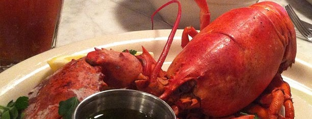 Ed's Lobster Bar is one of Lobster Roll Quest NYC.