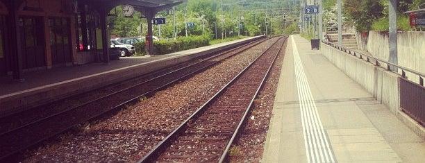 Bahnhof Birmensdorf is one of Bahnhöfe Top 200 Schweiz.