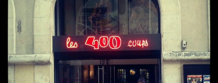 Les 400 Coups is one of Angers.
