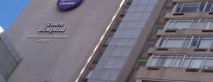NYU Langone Medical Center is one of Free or Low-Cost Health Care in NYC.