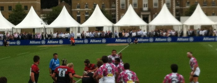 Honourable Artillery Company (HAC) is one of UK & Ireland Pro Rugby Grounds.