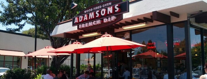 Adamsons French Dip is one of Bay Area Awesomeness.