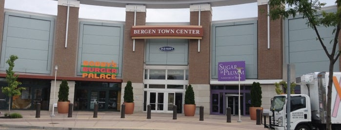 The Outlets at Bergen Town Center is one of Top picks for Clothing Stores.