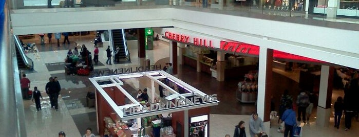 Cherry Hill Mall is one of Frequent Places.