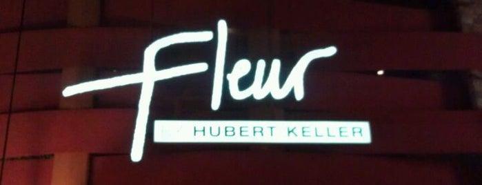 Fleur by Hubert Keller is one of Las Vegas.
