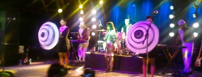 La Zona Rosa is one of Austin's Best Music Venues - 2012.