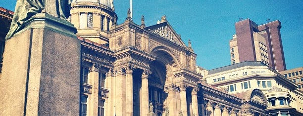 Birmingham City Council House is one of Guide to Birmingham's Best Spots.