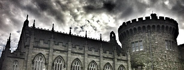Dublin Castle is one of Nipping About.