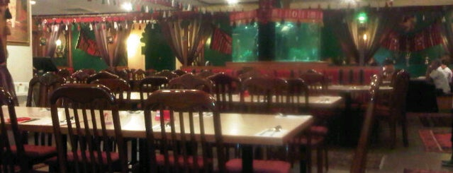 Sahara Tent restaurant is one of Makan @ Shah Alam/Klang #1.