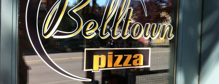 Belltown Pizza is one of Seattle Pizza.