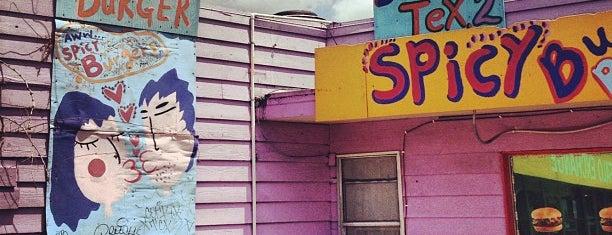 Burger Tex II is one of Best Burgers in Austin.
