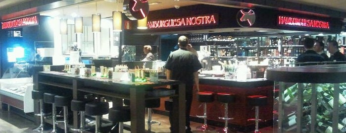 Hamburguesa Nostra is one of Best Burgers in Spain.