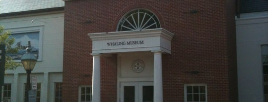 The Whaling Museum is one of Mysteries at the Museum.