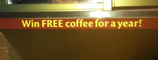 Tim Hortons is one of Coffee.