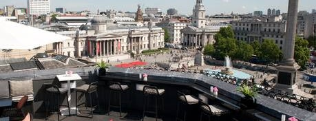 Vista at The Trafalgar is one of FIVE BEST: Rooftop bars.