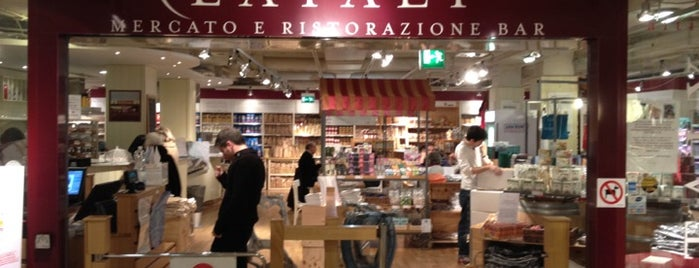 Eataly is one of Restaurants milano.