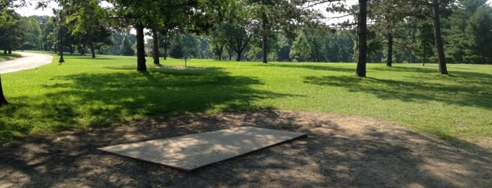 Highland Park - Disc Golf Course is one of Twin Cities disc golf courses.